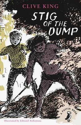 Cover for Stig Of The Dump by Clive King