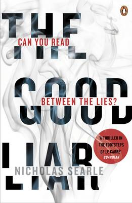 Cover for The Good Liar by Nicholas Searle