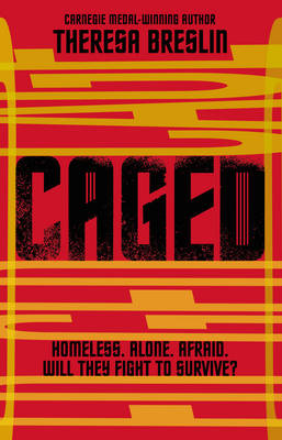 Cover for Caged by Theresa Breslin
