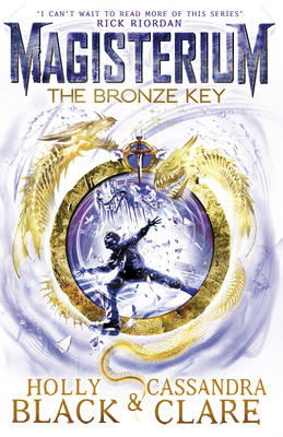 Book Cover for Magisterium: The Bronze Key by Cassandra Clare, Holly Black