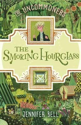 Cover for The Smoking Hourglass by Jennifer Bell