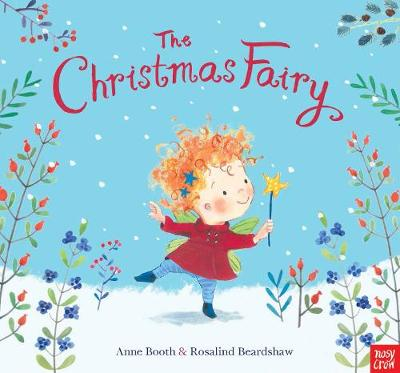 Cover for The Christmas Fairy by Anne Booth