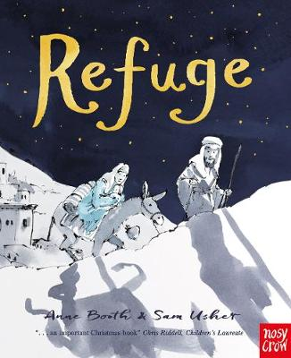 Cover for Refuge by Anne Booth