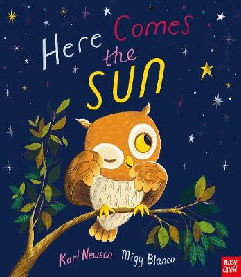 Cover for Here Comes the Sun by Karl Newson