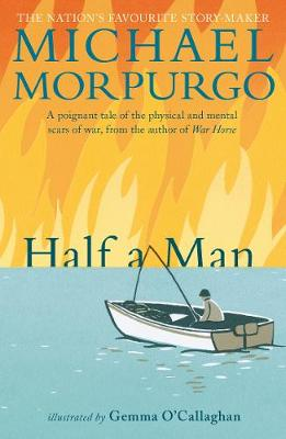 Book Cover for Half a Man by Michael Morpurgo