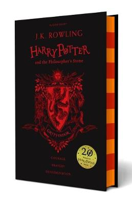 Cover for Harry Potter and the Philosopher's Stone - Gryffindor Edition by J. K. Rowling