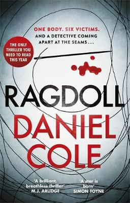 Cover for Ragdoll by Daniel Cole