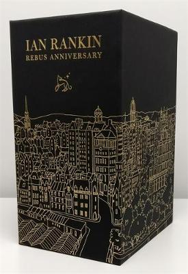 Book Cover for Rebus Anniversary Box Set by Ian Rankin