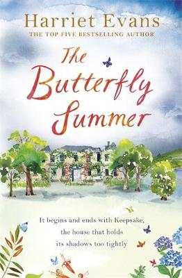 Cover for The Butterfly Summer by Harriet Evans