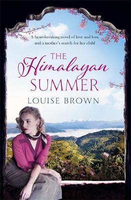Cover for The Himalayan Summer by Louise Brown