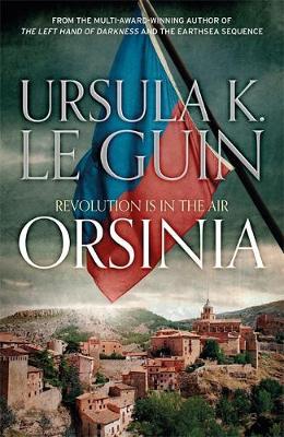 Orsinia Malafrena, Orsinian Tales
