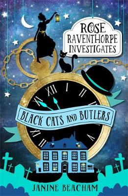 Cover for Black Cats and Butlers by Janine Beacham