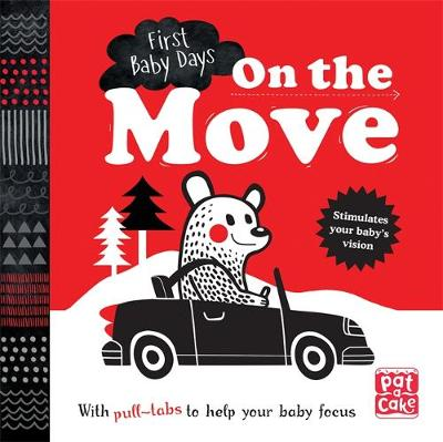 Cover for On the Move by Pat-a-Cake