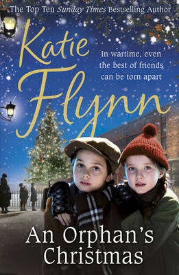 Cover for An Orphan's Christmas by Katie Flynn