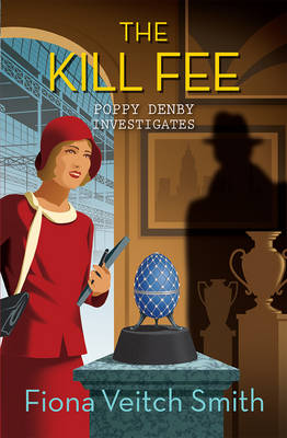Cover for The Kill Fee by Fiona Veitch Smith
