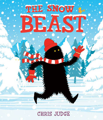 Cover for The Snow Beast by Chris Judge