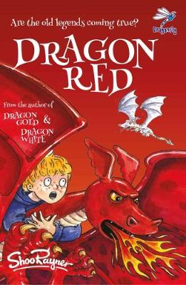 Cover for Dragon Red by Shoo Rayner