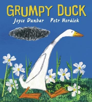 Cover for Grumpy Duck by Joyce Dunbar