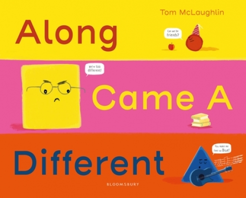 Cover for Along Came a Different by Tom McLaughlin