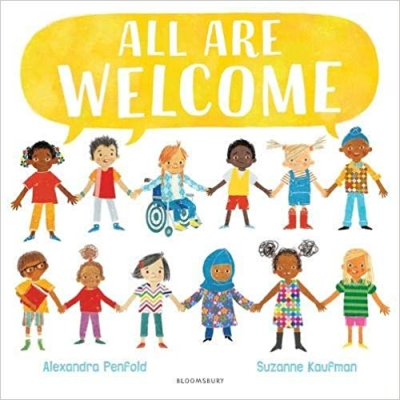 Cover for All Are Welcome by Alexandra Penfold
