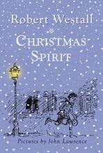 Cover for Christmas Spirit by Robert Westall