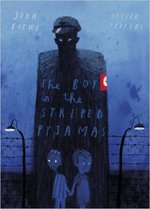 Cover for The Boy in the Striped Pyjamas by John Boyne