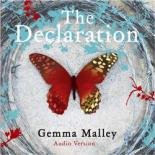 Cover for The Declaration (audio CD) by Gemma Malley