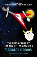 Cover for The Restaurant at the End of the Universe by Douglas Adams