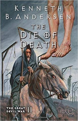 Cover for The Die of Death by Kenneth B. Andersen