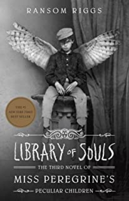 Cover for Library Of Souls by Ransom Riggs