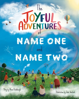 Cover for The Joyful Adventures by Alison Reddihough