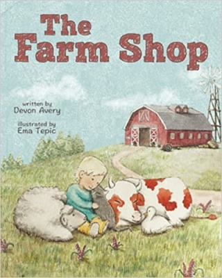 Cover for The Farm Shop by
