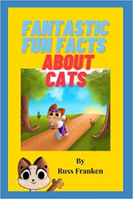 Cover for Fantastic Fun Facts About Cats by