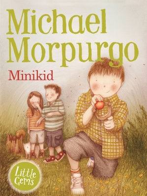 Book Cover for Minikid by Michael Morpurgo