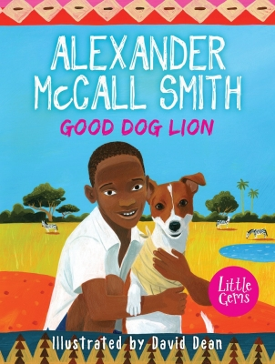 Book Cover for Good Dog Lion by Alexander Mccall Smith