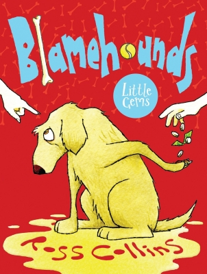 Book Cover for Blamehounds by Ross Collins