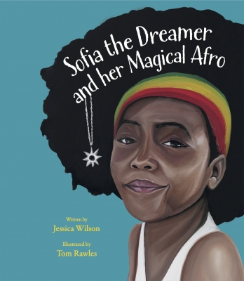 Sofia the Dreamer and her Magical Afro