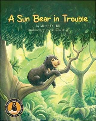 A Sun Bear in Trouble