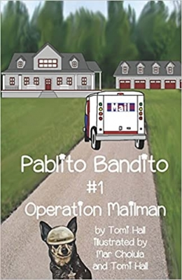Cover for Pablito Bandito #1 Operation Mailman by