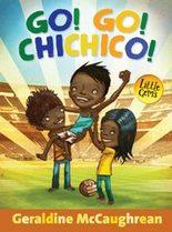 Book Cover for Go! Go! Chichico! by Geraldine McCaughrean