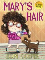 Book Cover for Mary's Hair by Eoin Colfer