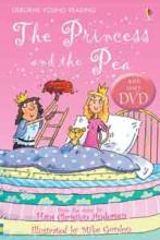Cover for The Princess And The Pea (Book and DVD) by Susanna Davidson