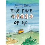 Cover for The Five of Us by Quentin Blake