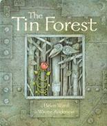 Cover for Tin Forest by Helen Ward