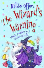 Cover for Wizard's Warning by Hilda Offen