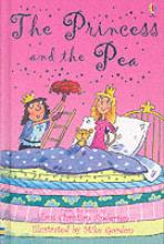 Cover for The Princess and the Pea by J Bingham