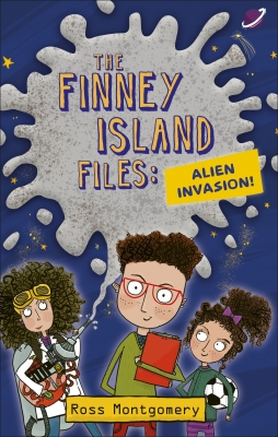 Cover for The Finney Island Files  by Ross Montgomery