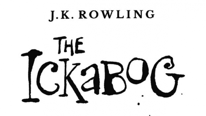 Cover for The Ickabog  by J. K. Rowling