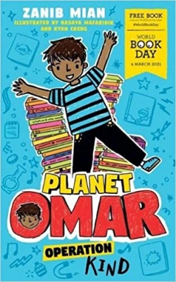 Planet Omar: Operation Kind: World Book Day 2021