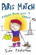 Cover for Paris Match: Agatha goes to France by Sian Pattenden